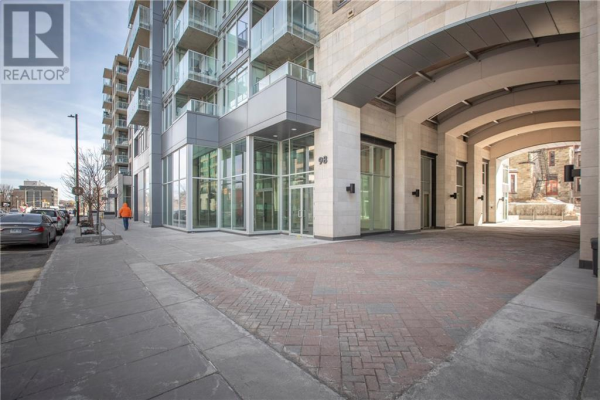 98 RICHMOND ROAD UNIT#606, Ottawa
