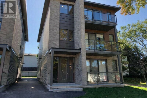 212 CLARE STREET UNIT#1, Ottawa