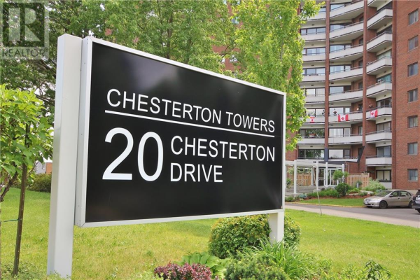 20 CHESTERTON DRIVE UNIT#209, Ottawa