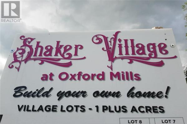 07 TILLY LANE LANE, Oxford Mills
