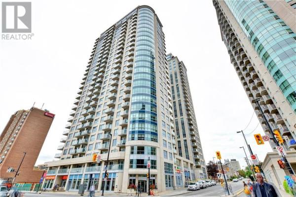 242 RIDEAU STREET UNIT#1604, Ottawa