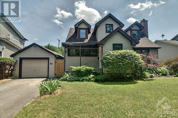31 BIRCH AVENUE, Ottawa