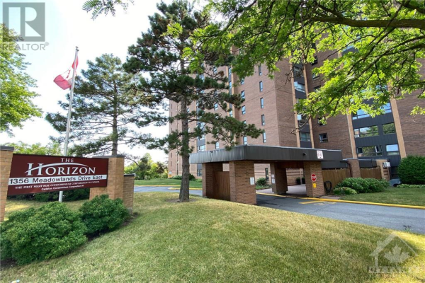 1356 MEADOWLANDS DRIVE E UNIT#1007, Ottawa