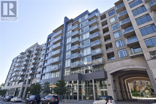 98 RICHMOND ROAD UNIT#811, Ottawa