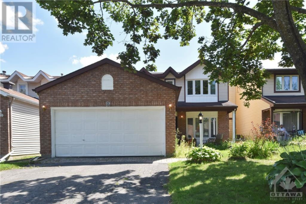 8 DOSSETTER WAY, Ottawa