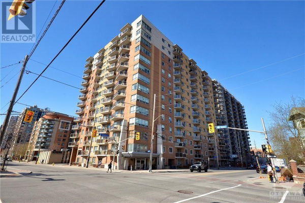 429 SOMERSET STREET W UNIT#807, Ottawa