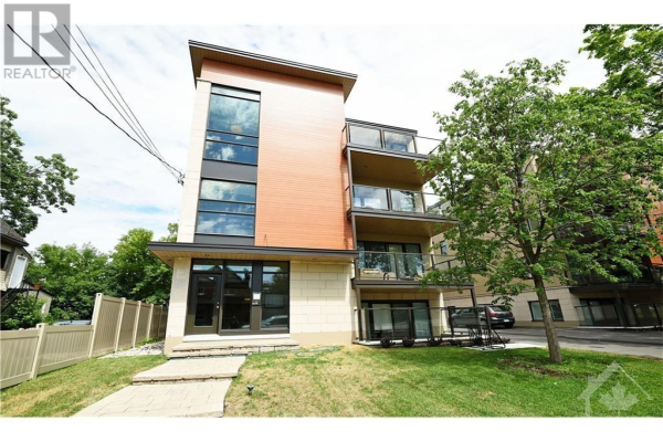 361 ATHLONE AVENUE UNIT#4, Ottawa