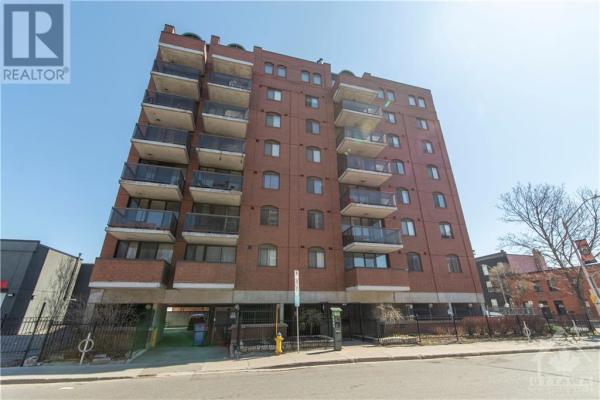 309 CUMBERLAND STREET UNIT#501, Ottawa