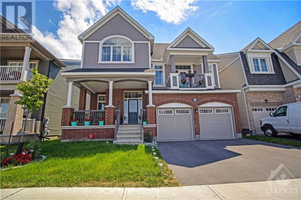 536 MILLARS SOUND WAY, Ottawa