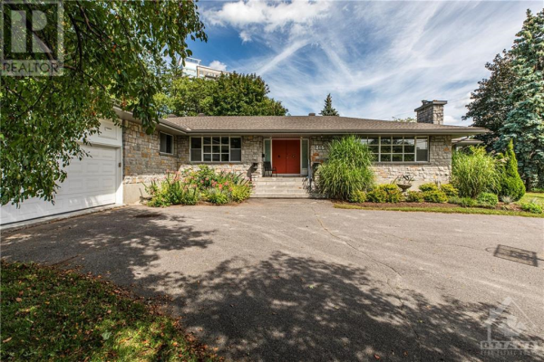 215 NORTH RIVER ROAD, Ottawa
