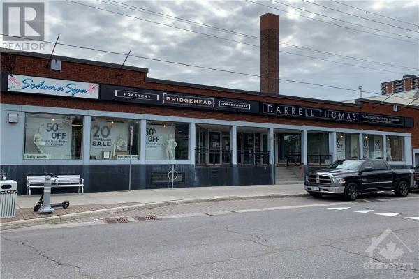 153 PRESTON STREET, Ottawa