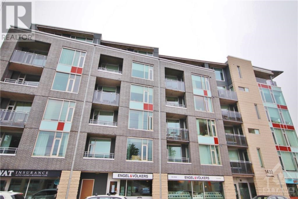 1433 WELLINGTON STREET W UNIT#303, Ottawa