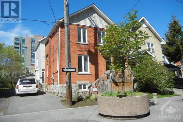 116 CAMBRIDGE STREET UNIT#B, Ottawa