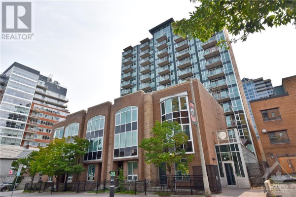 134 YORK STREET UNIT#1105, Ottawa