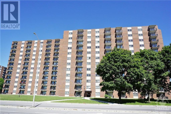 1465 BASELINE ROAD UNIT#1102, Ottawa