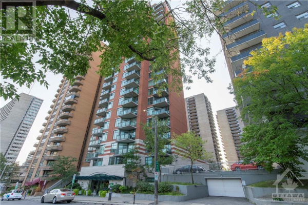 570 LAURIER AVENUE UNIT#2101, Ottawa