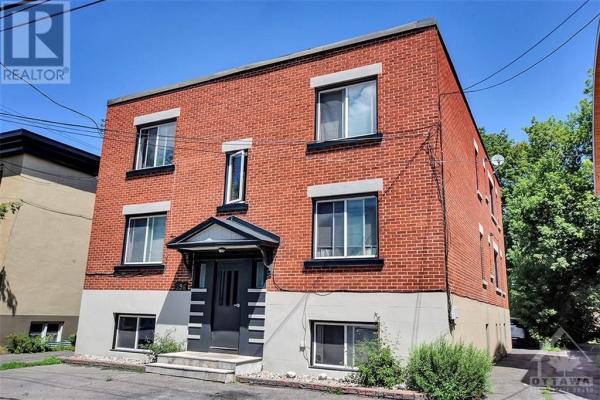 396 MACKAY STREET, Ottawa