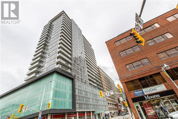 324 LAURIER AVENUE W UNIT#1505, Ottawa