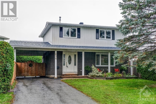 434 HATFIELD CRESCENT, Ottawa