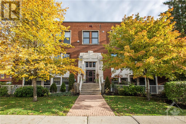 174 STANLEY AVENUE UNIT#203, Ottawa