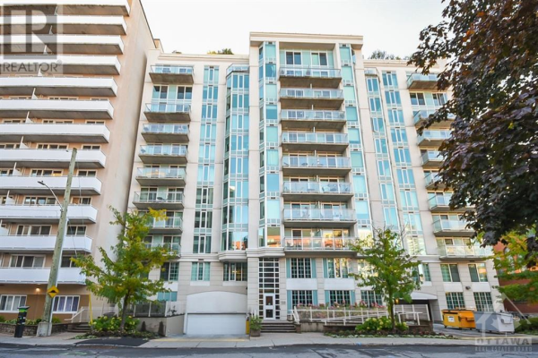 138 SOMERSET STREET W UNIT#907, Ottawa