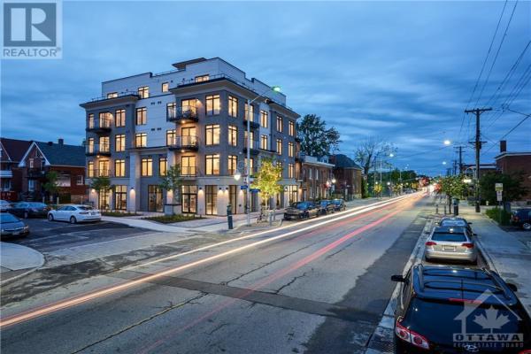 170 PRESTON STREET UNIT#403, Ottawa