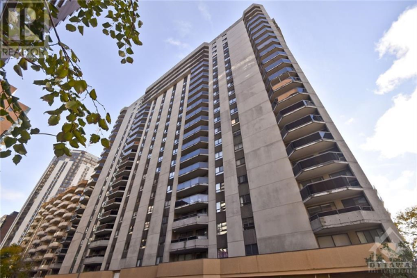 470 LAURIER AVENUE W UNIT#607, Ottawa