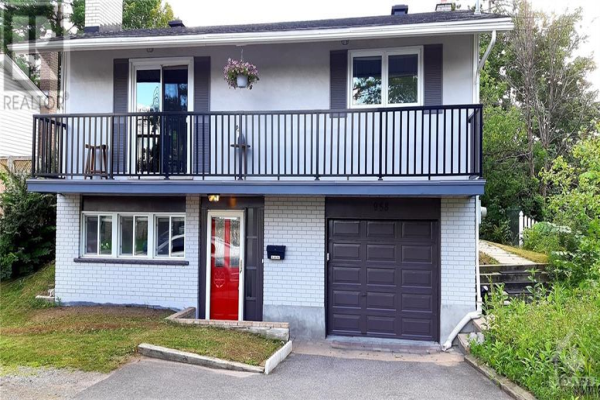958 PINECREST ROAD, Ottawa