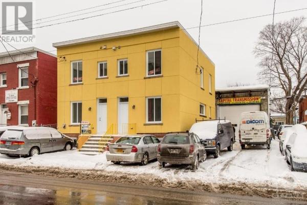 449 CATHERINE STREET UNIT#1, Ottawa