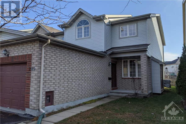 289 APPLECROSS CRESCENT, Kanata