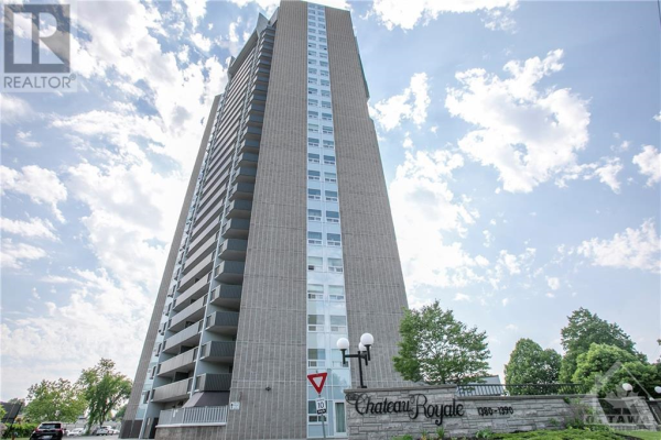 1380 PRINCE OF WALES DRIVE UNIT#606, Ottawa