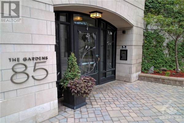 85 BRONSON AVENUE UNIT#1106, Ottawa