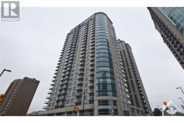 242 RIDEAU STREET UNIT#1606, Ottawa