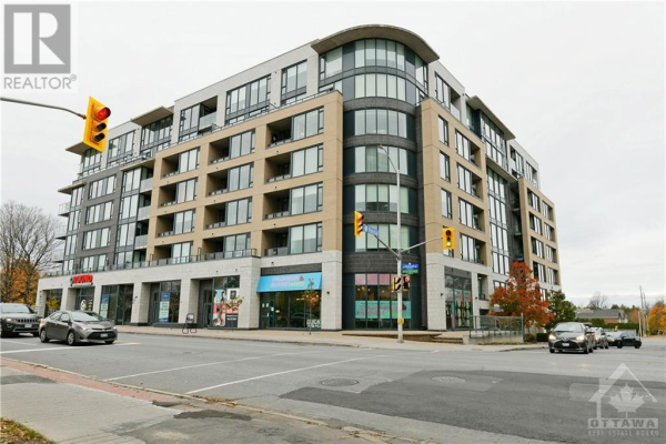 360 PATRICIA AVENUE UNIT#607, Ottawa