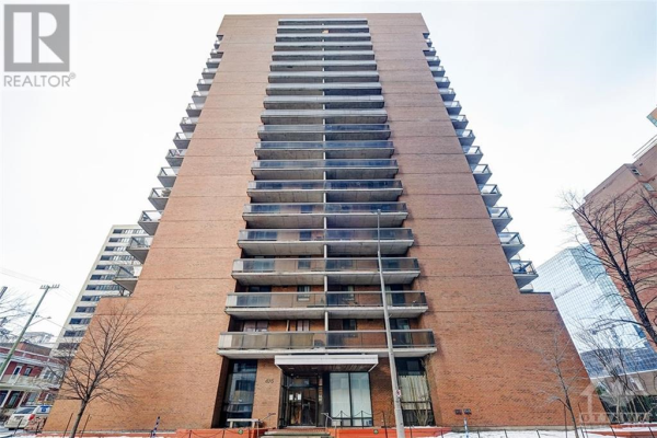 475 LAURIER AVENUE W UNIT#2005, Ottawa