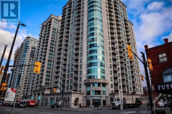 200 RIDEAU STREET UNIT#610, Ottawa