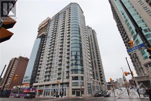 242 RIDEAU STREET UNIT#1105, Ottawa