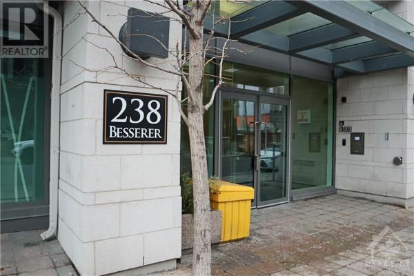 238 BESSERER STREET UNIT#1210, Ottawa