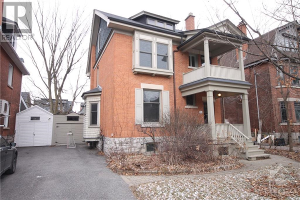 31 WOODLAWN AVENUE, Ottawa