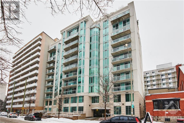 138 SOMERSET STREET W UNIT#612, Ottawa