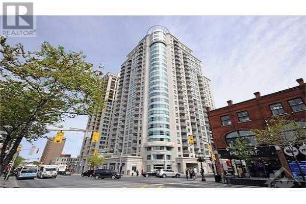 242 RIDEAU STREET UNIT#1802, Ottawa