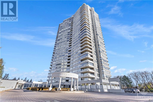 1480 RIVERSIDE DRIVE UNIT#1206, Ottawa