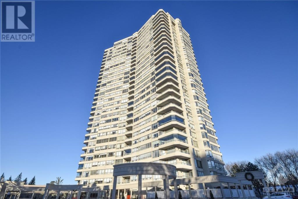 1480 RIVERSIDE DRIVE UNIT#1907, Ottawa