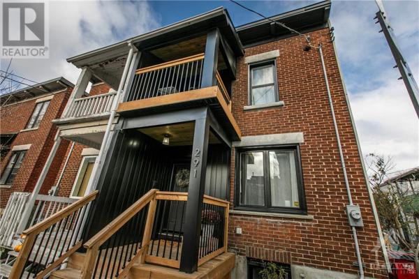 291 POWELL AVENUE, Ottawa
