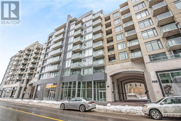 98 RICHMOND ROAD UNIT#107, Ottawa