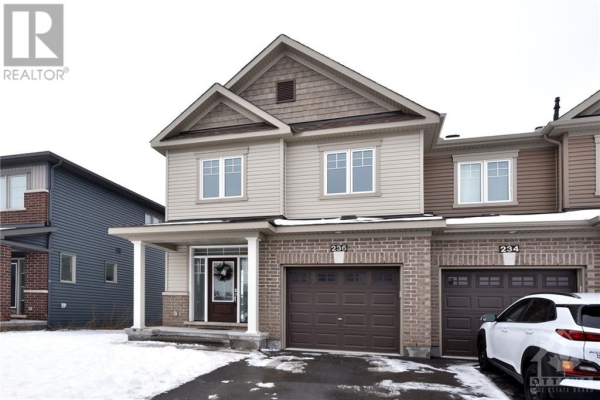 236 YELLOWCRESS WAY, Ottawa