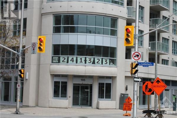 195 BESSERER STREET UNIT#1704, Ottawa