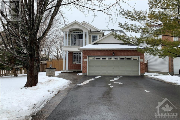 71 BOULDER WAY, Ottawa