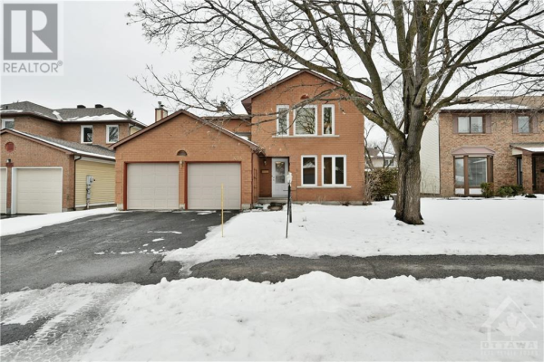 434 PICKFORD DRIVE, Ottawa