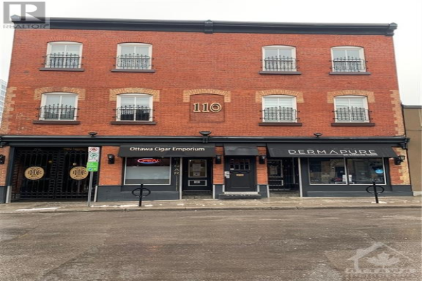110 CLARENCE STREET, Ottawa